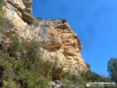 Hundido de Armallones - Alto Tajo; treking; rutas y mapas; alpinismo;trekking